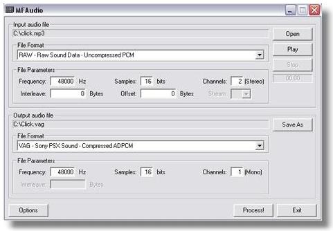 MFAudio - PS3 Developer wiki
