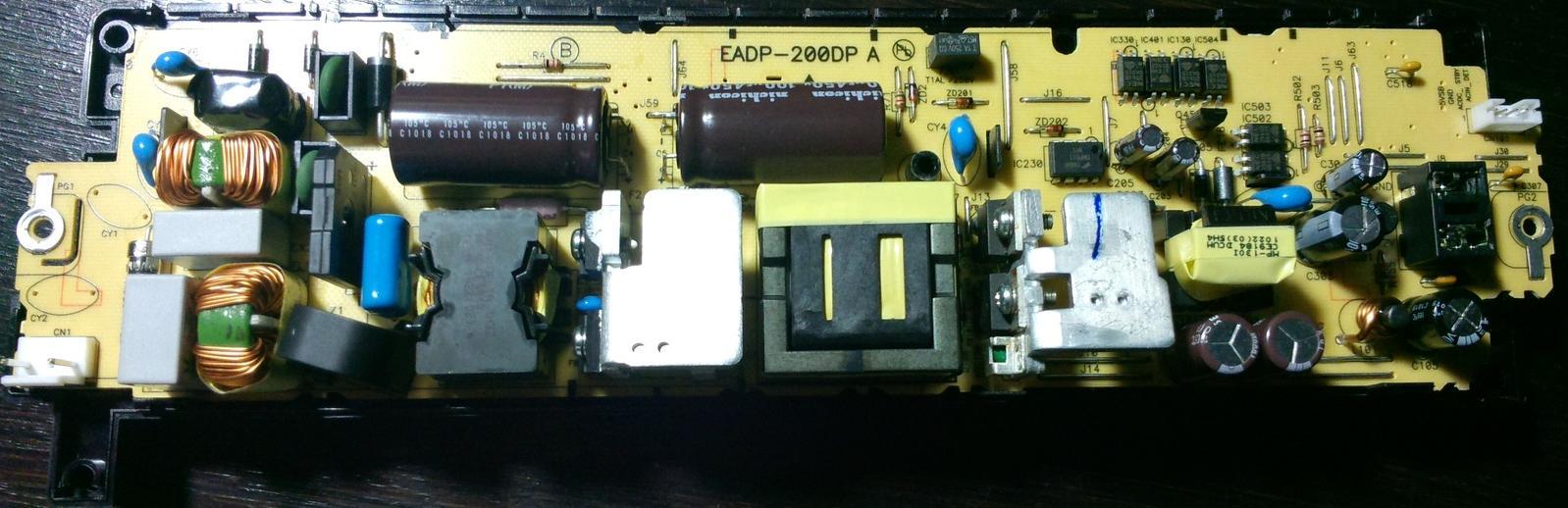 Eadp 200dp repair manuals