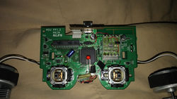 Sixaxis-Dualshock 3 Engineering Sample - Front Board.jpg